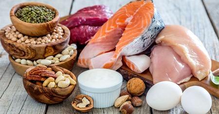 دانستنی هایی درباره پروتئین, مقدار پروتئین مورد نیاز