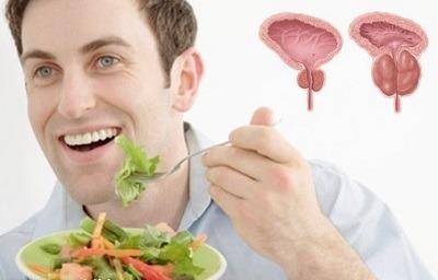 رژیم غذایی برای کوچک شدن پروستات,رژیم بزرگی پروستات