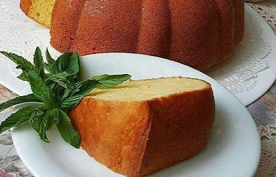 کیک ماست و لیمو,طرز تهیه کیک ماست و لیمو