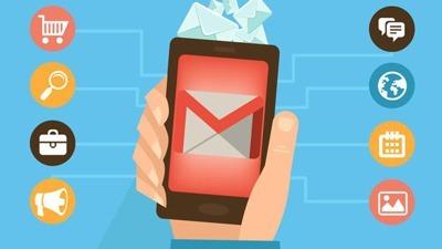 اپلیکیشن جیمیل, لغو ارسال ایمیل