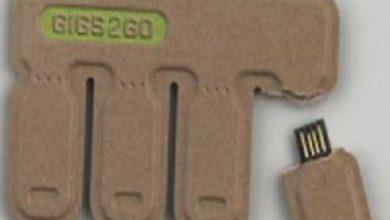 Photo of فلش مموری یک بار مصرف ساخته شد