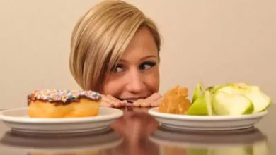 تصویر وقتی گرسنه اید این غذاها را نخورید