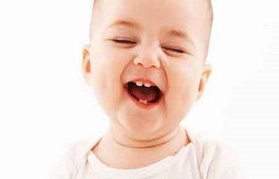 رویش دندان نوزاد, رویش دندان