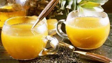 درست کردن شربت آناناس و کرفس,طرز تهیه شربت آناناس