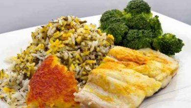 Photo of طرز تهیه سبزی پلو ماهی هندی
