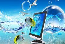 تصویر تنظیم تصاویر متحرک به عنوان تصویر زمینه در ویندوز ۸