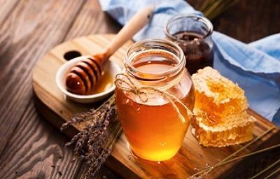 تقویت سیستم ایمنی بدن, عسل برای کاهش وزن