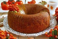 Photo of طرز تهیه کیک خرمالو
