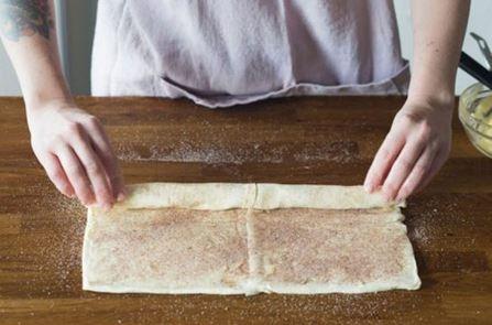 درست کردن نان رول شکری, نحوه درست کردن نان رول شکری,نان رول شکری,طرز پخت نان رول شکری