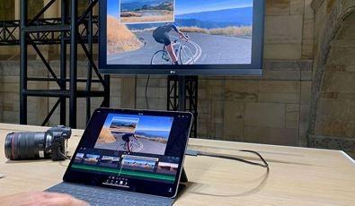 آموزش آیپد, تنظیمات صفحه نمایش,اتصال به صفحه نمایش ثانویه, ترفندهای آیپد