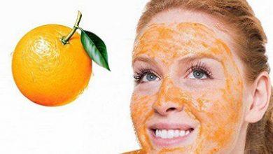 Photo of ماسک ضد آکنه با پوست پرتقال