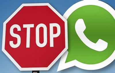 روش کار با واتس آپ, ترفندهای واتس آپ,بلاک کردن افراد در واتس اپ,بلاک کردن در پیام رسانها