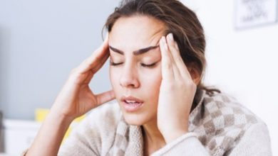 Photo of انواع سردرد با توجه به محل درد در ناحیه سر