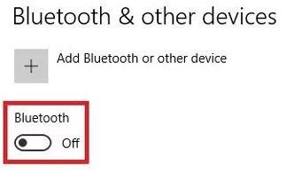 درایور بلوتوث ویندوز 10,مشکل بلوتوث ویندوز 10, فناوری بلوتوث,فعالسازی بلوتوث در ویندوز 10