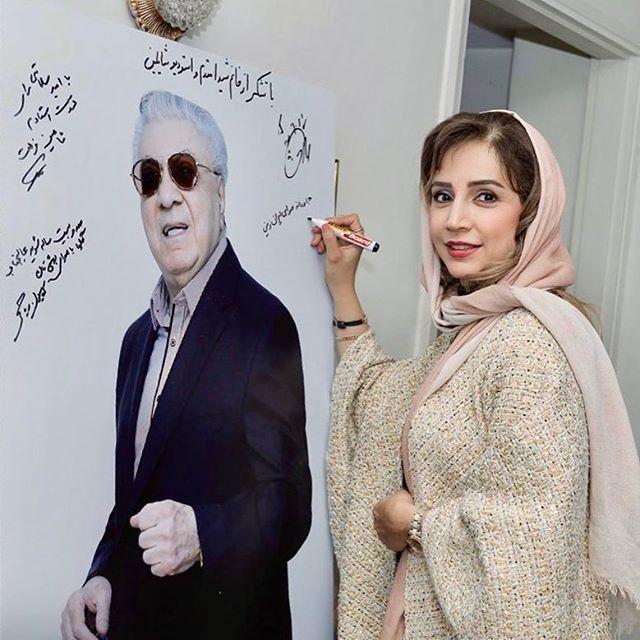 بیوگرافی شبنم قلی خانی و همسرش + عکس های شبنم قلی خانی + مصاحبه و اینستاگرام,شبنم قلی خانی,عکس شبنم قلی خانی