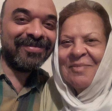 آرش نوذری,بیوگرافی آرش نوذری,تصاویر آرش نوذری , مادر آرش نوروزی