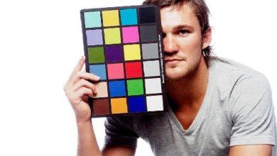 تصویر علائم و راه تشخیص کوررنگی