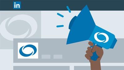افزایش لینکدین, ساخت صفحه شرکت لینکدین,آموزش تصویری کار با لینکدین, آموزش استفاده از لینکدین