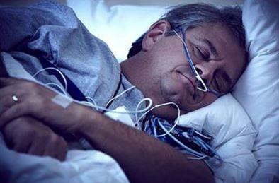 تست خواب در کلینیک, پلی سومنوگرافی چیست,تست خواب چیست,درمان اختلالات تنفسی خواب