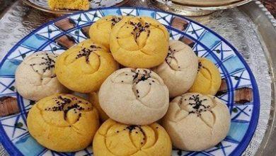 تصویر طرز تهیه شیرینی آب دندون، شیرینی سنتی مازندران