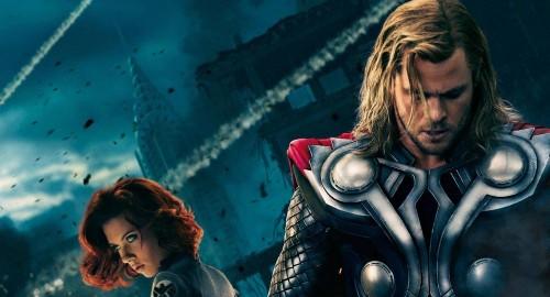 دانلود فیلم The Avengers 2012, انتقام جویان 1 با دوبله فارسی