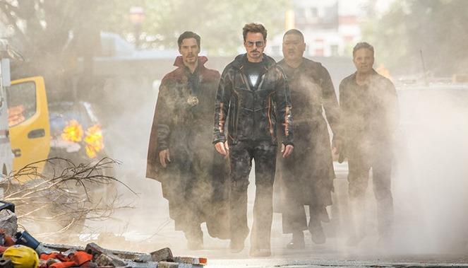دانلود فیلم Avengers Infinity War 2018,دانلود انتقام جویان جنگ ابدیت با دوبله فارسی