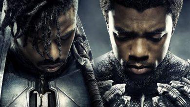 تصویر دانلود فیلم Black Panther 2018 پلنگ سیاه ۱ با دوبله فارسی