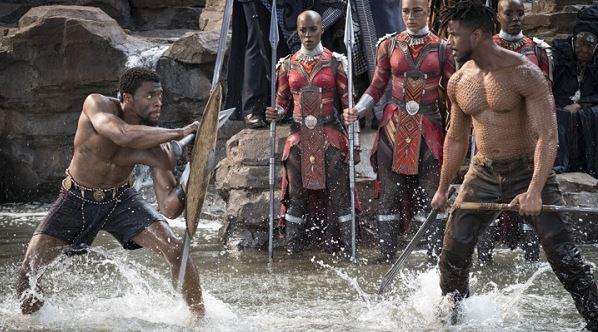 دانلود فیلم Black Panther 2018 پلنگ سیاه 1 با دوبله فارسی