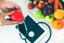 تصویر مواد غذایی مفید برای کاهش کلسترول خون