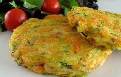 روش های پخت پنکیک سبزیجات, درست کردن پنکیک سبزیجات,پخت پنکیک سبزیجات,طرز تهیه پنکیک سبزیجات