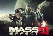 تصویر سیستم مورد نیاز بازی Mass Effect 3 مس افکت + عکس و تریلر