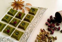 Photo of طرز تهیه حلوای پسته ویژه ماه رمضان