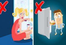 Photo of اشتباهات خواب شبانه که باعث افزایش وزن می شود
