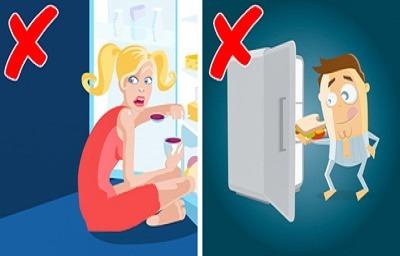عوامل اصلی افزایش وزن, علل افزایش وزن,اختلالات خواب شبانه,افزایش رزن در شب
