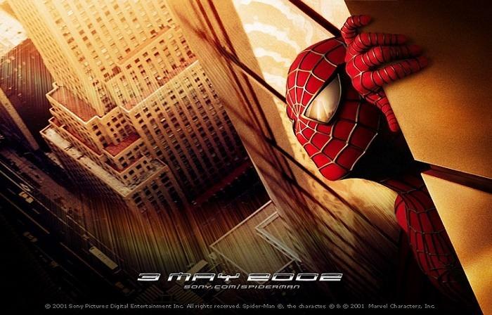 دانلود فیلم Spider Man 2002 مرد عنکبوتی 1 با دوبله فارسی