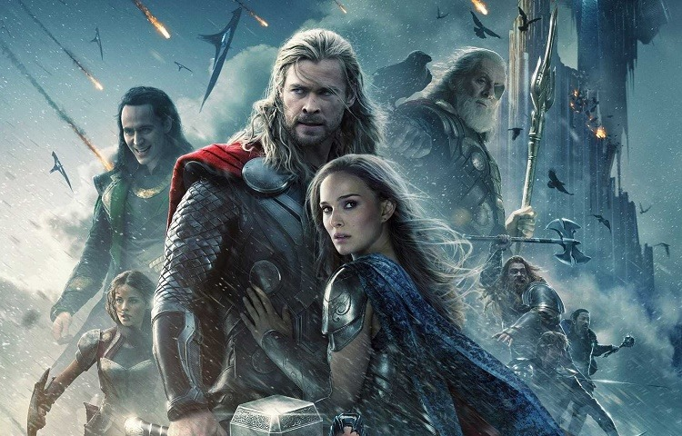 دانلود فیلم Thor The Dark World 2013 ثور دنیای تاریک با دوبله فارسی