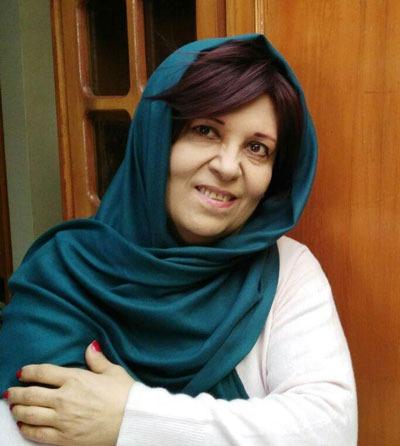 ژیلا تقیزاده، همسر سید مهرداد ضیایی