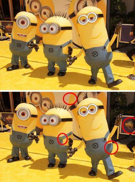 بازی تفاوت عکس, تفاوت عکس ها,تفاوت ها را پیدا کن,بازی اختلاف تصاویر جدید