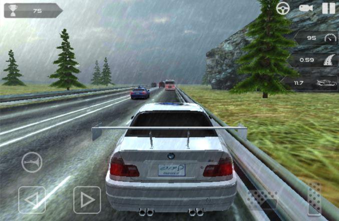 دانلود بازی سبقت آزاد : ترافیک _ (Free Overtime : the traffic) برای اندروید